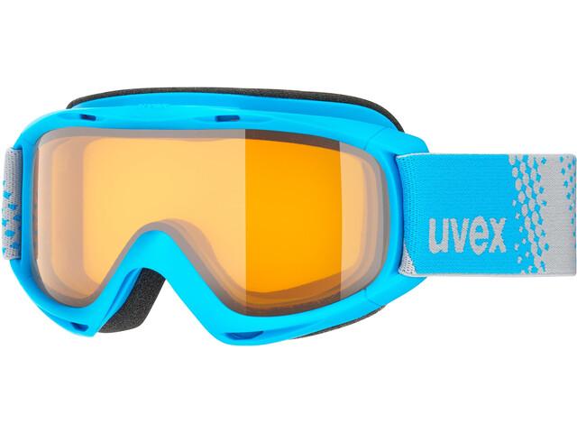 UVEX slider Enfant, blue/lasergold lite